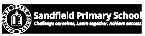 sandfield.surrey.sch.uk Logo