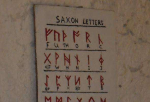 Saxon Letters