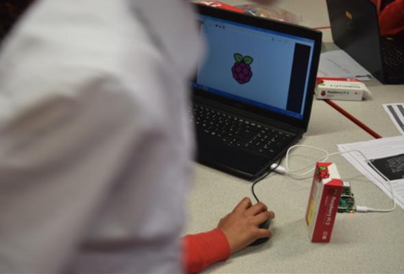 Modern Technology in Design Technology Class