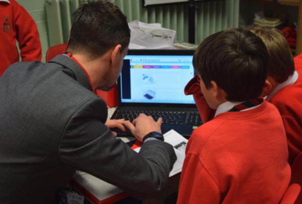 Computing at Sandfield