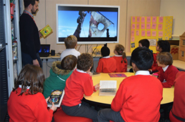 Class at Sandfield Primary School