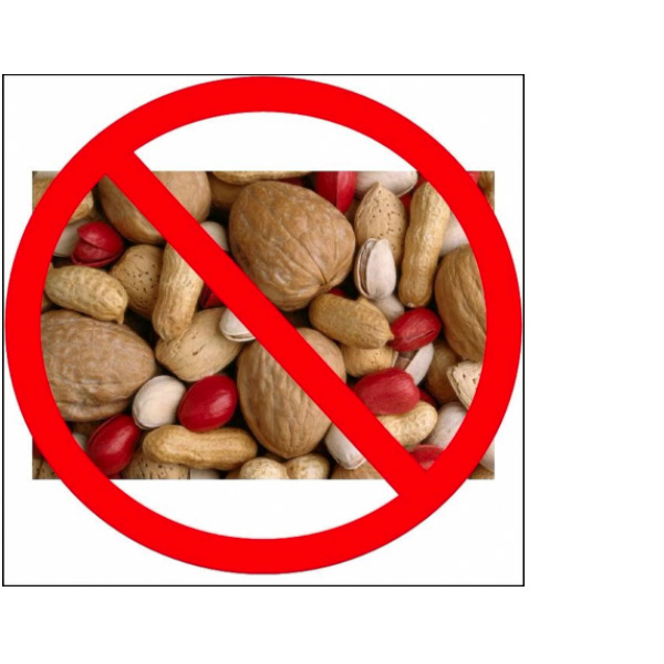 No nuts at Sandfield