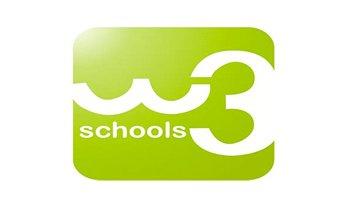W3 Schools website link